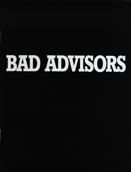 Bad Advisors - English Landscapes, Camilla Wills